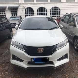 Honda City 2014 Full Spec (Auto)