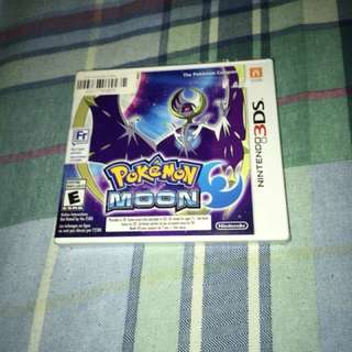 Pokémon Moon BRAND NEW*
