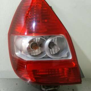 Honda jazz 2003 left tail-light