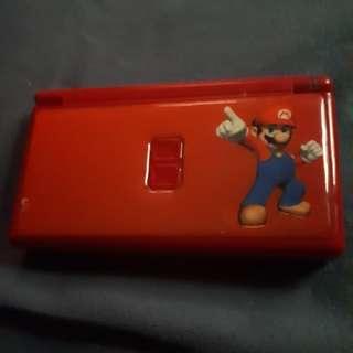 Nintendo DS lite *MARIO SPECIAL EDITION*