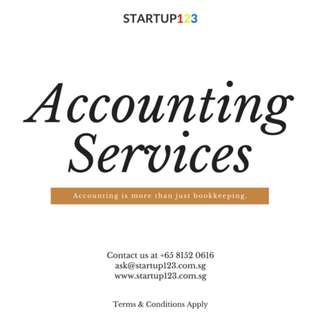 Accounting service for SME and START UP