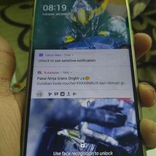LG Q6+ Ram 4/64 GB Resmi
