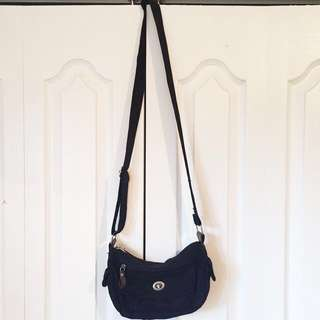 Black Over the Shoulder Purse