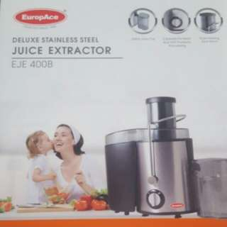 Europace Juice Extractor