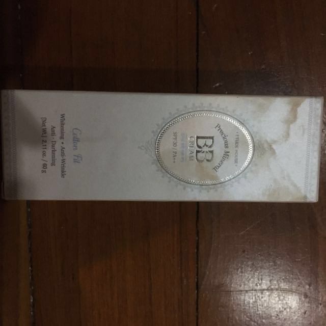 100% AUTHENTHIC ETUDE HOUSE BB CREAM