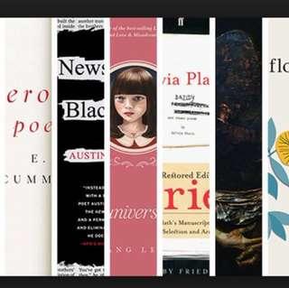 (ebook) BEST POETRY BOOKS