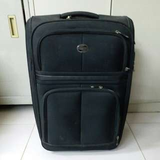 American Tourister 2 Wheels Luggage Size H 24inch W 16inch