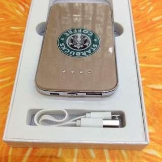 Starbucks Power Bank 8800 mah