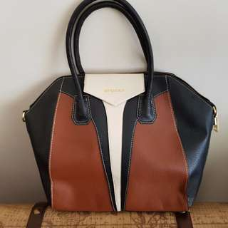 Givenchy Patchwork Tote Bag