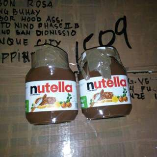 NUTELLA 800g 2pcs for 1k Only...txt 09179809699