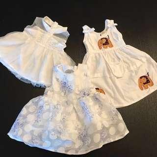 (P) Baby Girl Apparels