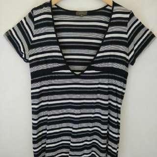 NN stripe tshirt