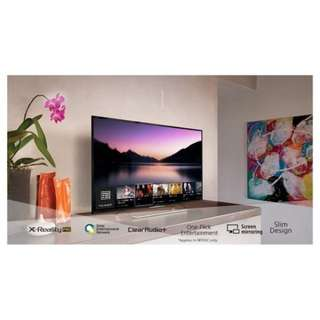 (Installment Plan) Sony 55X8500E  X85E 4K HDR TV with TRILUMINOS Display