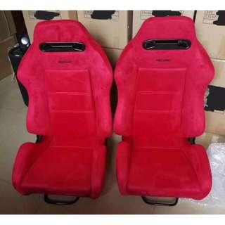 Recaro SR3 semi bucket racing seats