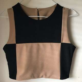 Racer inspired top
