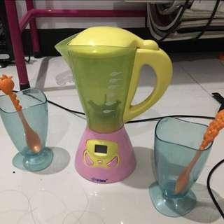 Blender toy set