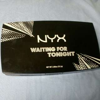 Nyx Wating for tonight