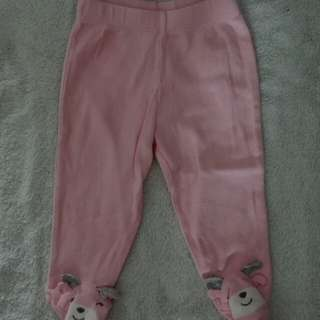 Personal Preloved Footed Pants