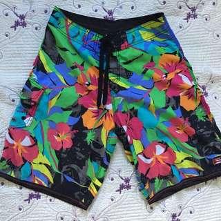 🎉REPRICED🎉Quicksilver floral board shorts