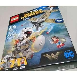 Lego Wonder Woman Warrior Battle
