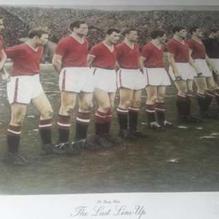 The Last Line-Up (Manchester United)