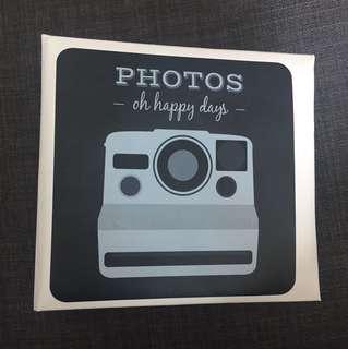 Photo Album (Square photos)