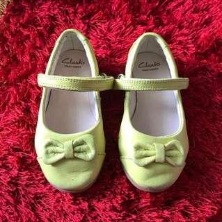 UK5 Girl Shoe (Clarks)