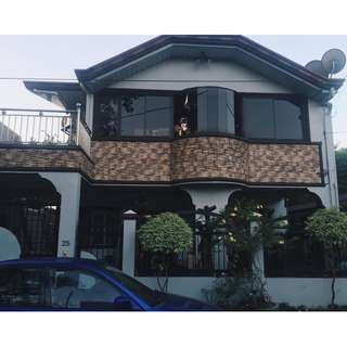 House and Lot in Town and Country Heights Antipolo with 6 Bedrooms