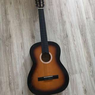 Prillante Acoustic Guitar