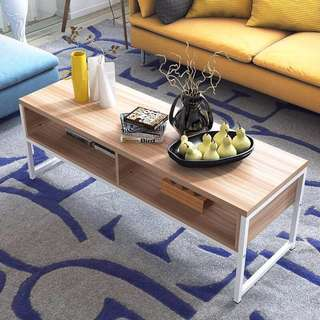 center table can also be a tv rack