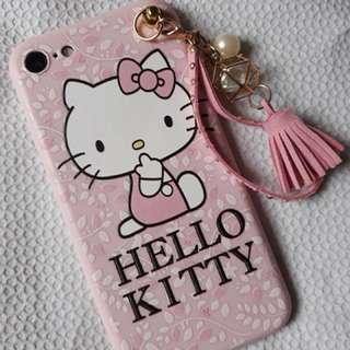 iPhone 6/6S/6S+/7/7+ Hello Kitty Case