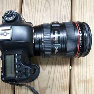 canon 6D相機+24-105鏡頭(公司貨