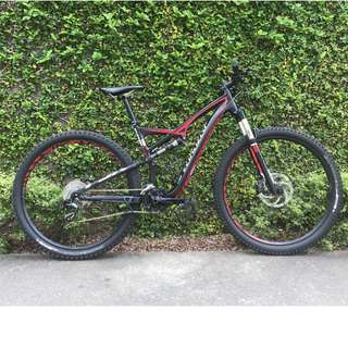 Specialized Camber EVO 29er mountain bike, Large
