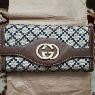 GUCCI walet. Authentic.