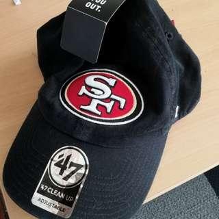 NFL brand cap