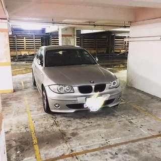 BMW 120i E87