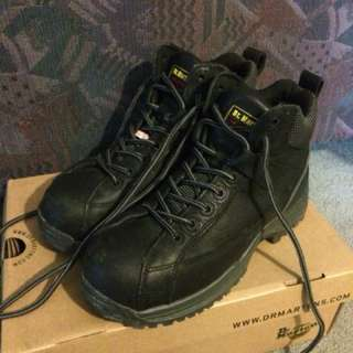 Doc Martens Safety Shoes