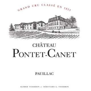 2011 Chateau Pontet-Canet France 紅酒