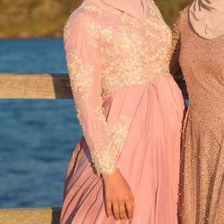 Hijab House sample dress