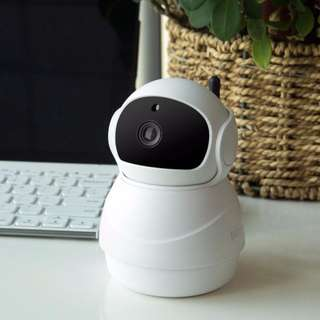 IP Camera, 1080p/360deg - Easy to Install