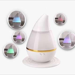 Ultrasound Home Aroma Humidifier Air Diffuser 250ml