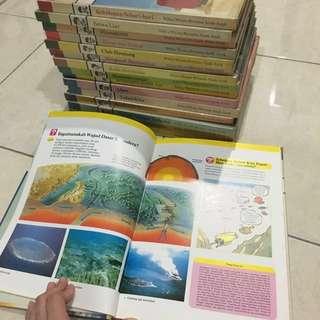 Widya Wiyata Pertama WWP Ensiklopedia Anak
