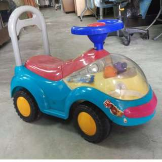 Kid's Ride On Car with Music (65 X 27 X 26 cm) * K44 F