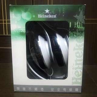 Heineken 高音質耳機🎧 #我的家飾可超取