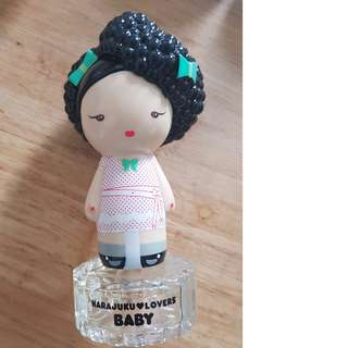 Harajuku lovers Baby fragrances 300ml