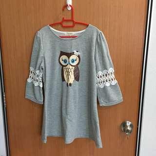 Maternity shirt (size L)