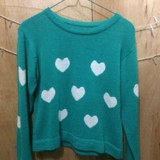 Sweater Love Tosca