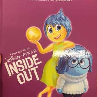 Disney story book - English