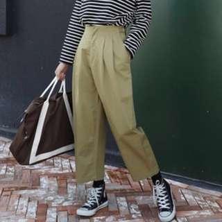 66girls 韓國 寬褲  #我的女裝可超取
