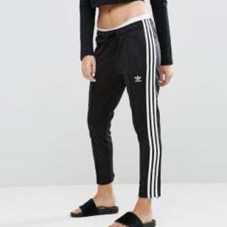 Adidas cigarette pants